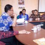 Diskominfo Gelar Rapat Dengan Tenaga Kerja Kontrak (TKK) 2020, M Arief: Bekerjalah Dengan Tulus dan Iklas