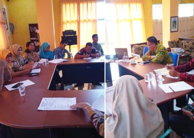 Rapat Anggaran 2021 DInas Kominfo Merangin
