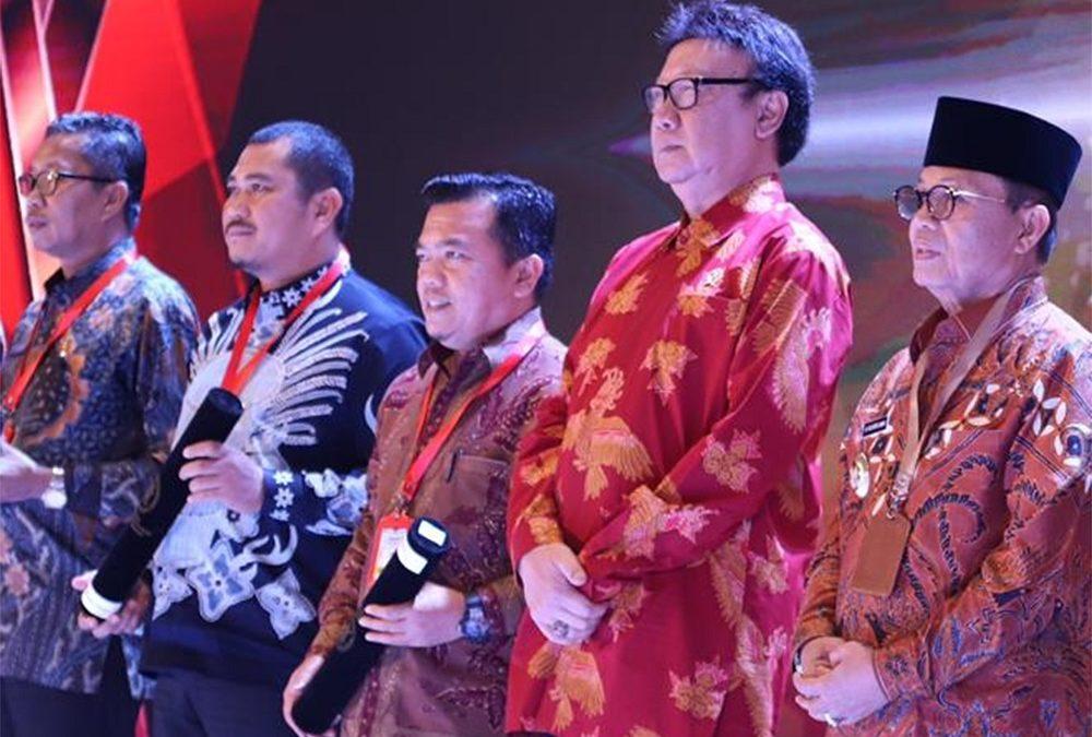 Pemkab Merangin Raih Penghargaan SAKIP Award 2019 Dari Menpan RB