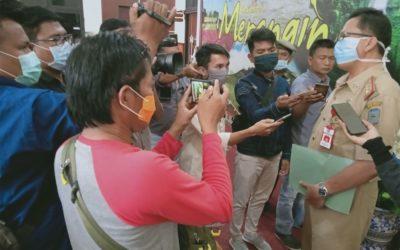 M Arief Resmi Sebagai Jubir Satgas Corona